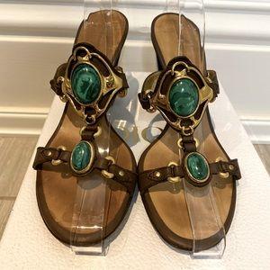 Giuseppe Zanotti Jewelled Heeled Sandals